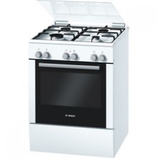 60CM GAS ELECTRIC COOKER (WHITE) HGV524322Z